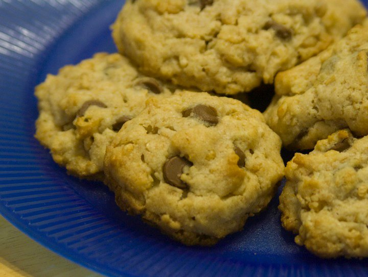 Everything but the Kitchen Sink Cookies | mouth magazine