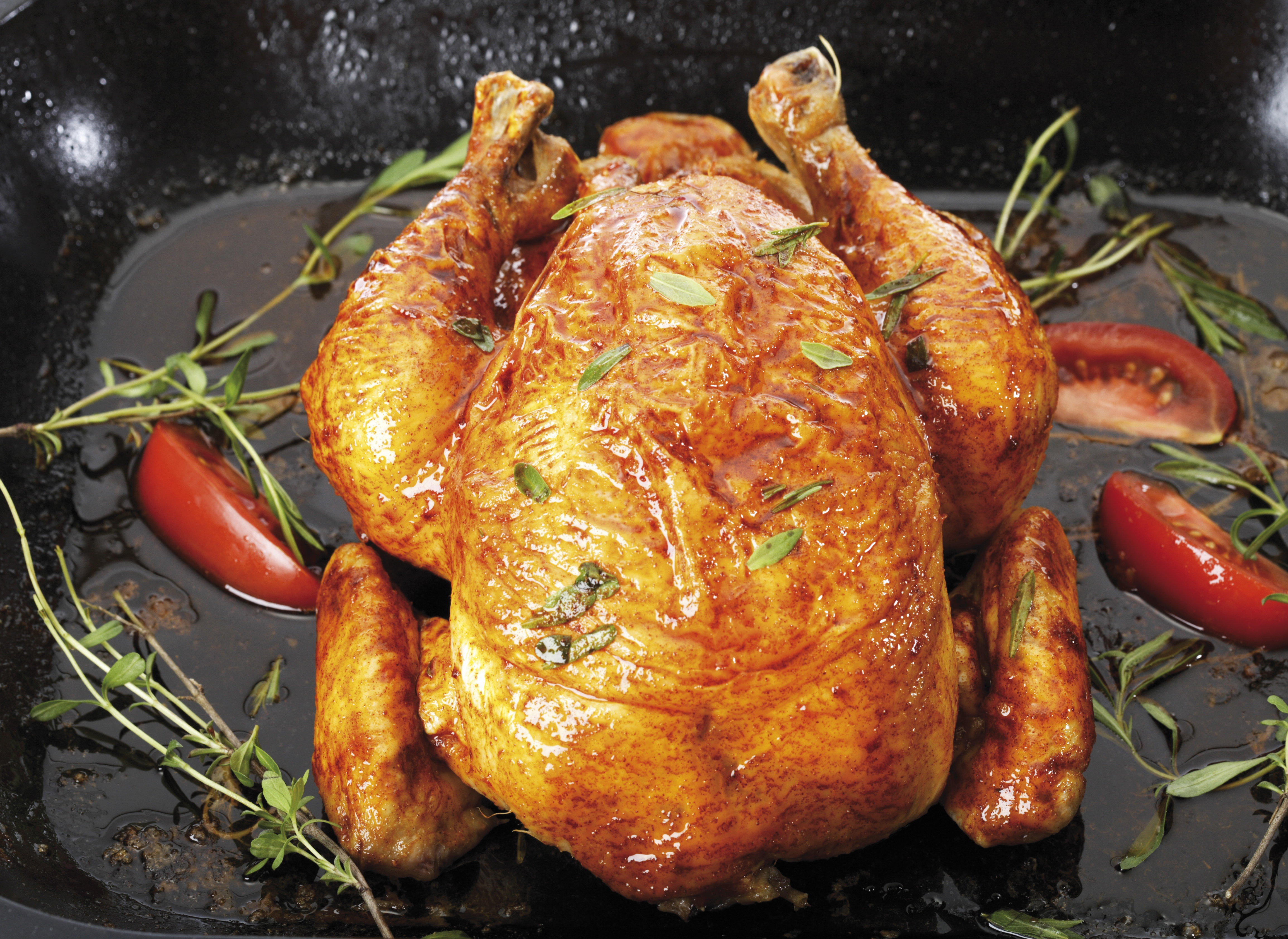 Herb-roasted Turkey with Sage Gravy | mouth magazine